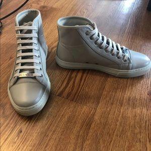 NEW Gucci Men's High Top Shoes - 8.5 Men's